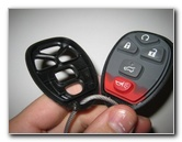 Chevrolet Tahoe Key Fob Battery Replacement Guide - 2007 To