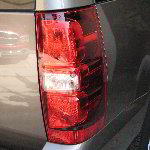 GM Chevrolet Tahoe Tail Light Bulbs Replacement Guide