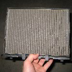 GM Chevy Traverse Cabin Air Filter Replacement Guide