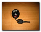 GM Key Fob Remote Control Battery Replacement