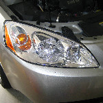 Gm Pontiac G6 Gt Headlight Bulbs Replacement Guide High Beam Low Parking Signal Sidemarker Lights Automotive How To Instructions