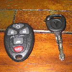 GM Pontiac G6 Key Fob Battery Replacement Guide