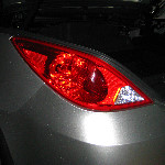 GM Pontiac G6 Tail Light Bulbs Replacement Guide