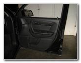 Gmc Acadia Interior Door Panel Removal Guide 2007 To