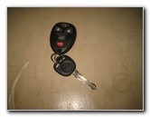 GMC Acadia Key Fob Battery Replacement Guide - 2007 To 2016 Model Years - Picture Illustrated ...