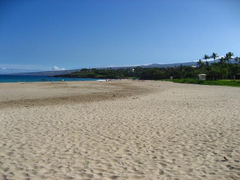 Hapuna Beach State Park Kamuela Kohala Big Island Hawaii 013