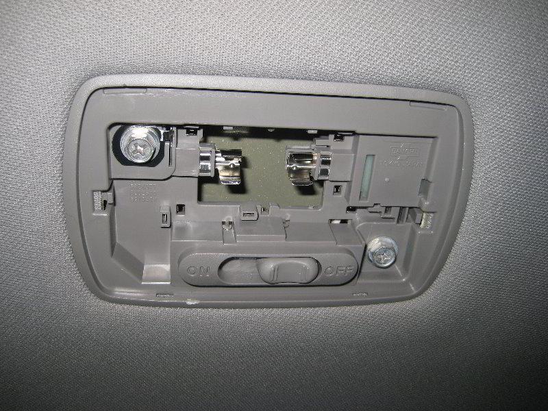 2017 honda accord interior light bulb