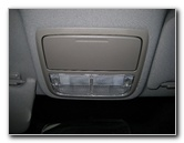 Honda Accord Overhead Map Light Bulbs Guide