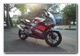 1992 Honda CBR 600 F2 Sportbike Motorcycle Pictures