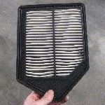 Honda CR-V Engine Air Filter Replacement Guide