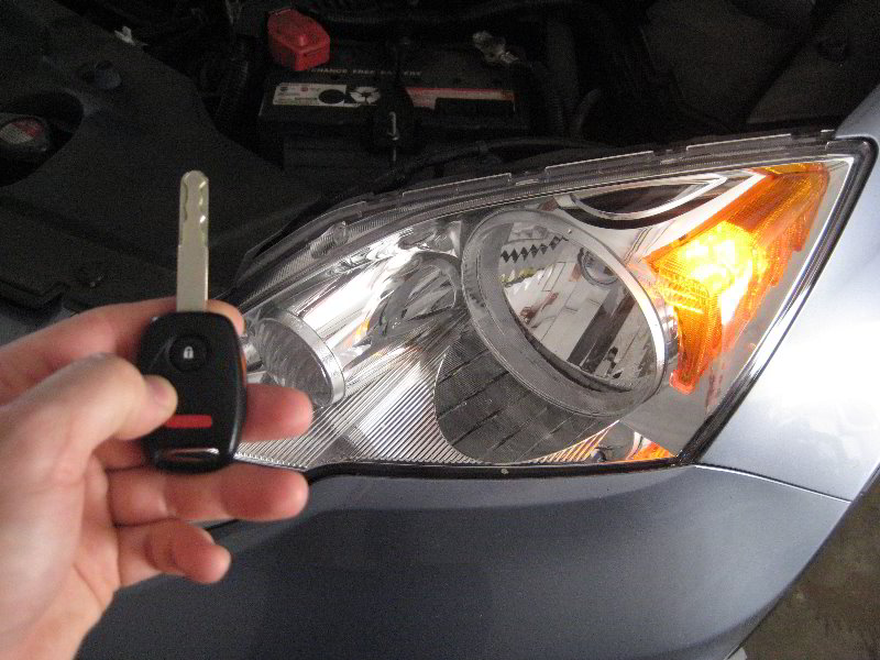 Honda Cr V Key Fob Battery Replacement Guide 027