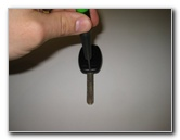 Honda CR-V Key Fob Battery Replacement Guide - 2007 To ...