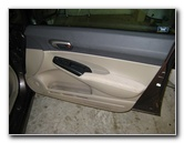 Honda Civic Front Door Panel Removal