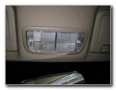 Honda Civic Overhead Map Light Bulbs Guide