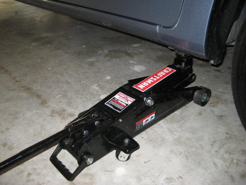 Honda Fit Jazz L15a7 I Vtec Engine Oil Change Guide 004