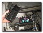 honda odyssey electrical fuse  u0026 relay replacement guide 1999 mazda b3000 fuse box diagram