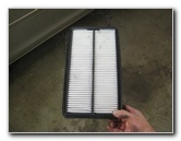 2005-2010 Honda Odyssey 3.5L V6 Engine Air Filter Replacement Guide
