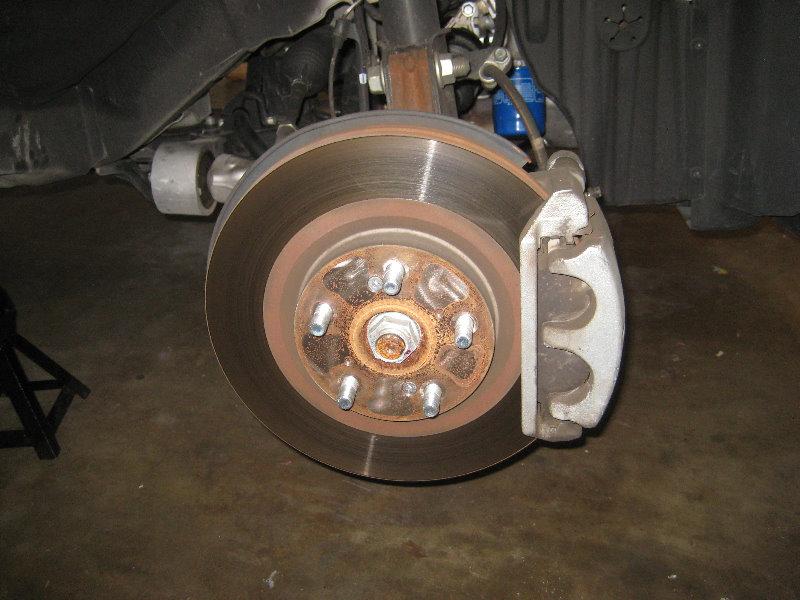 honda pilot front brake pads replacement guide
