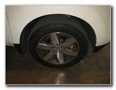 For 2009-2015 Honda Pilot Brake Pad Set Front Bosch 96557YM 2010 2011 2012 2013