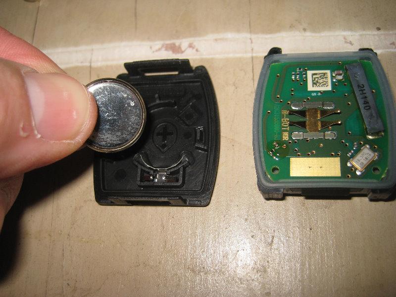 honda pilot key fob battery replacement guide