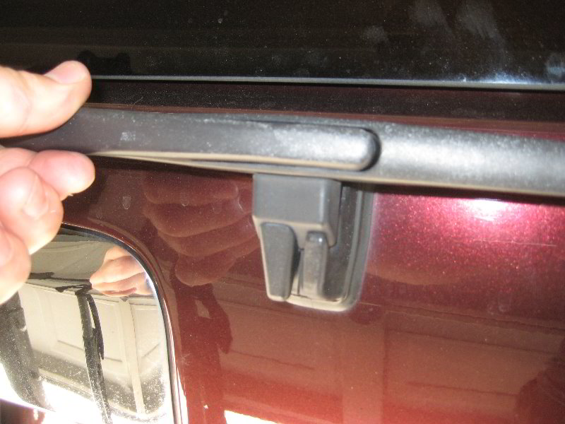 honda pilot rear window wiper blade replacement guide