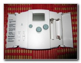 Hunter Just Right Thermostat Install Guide