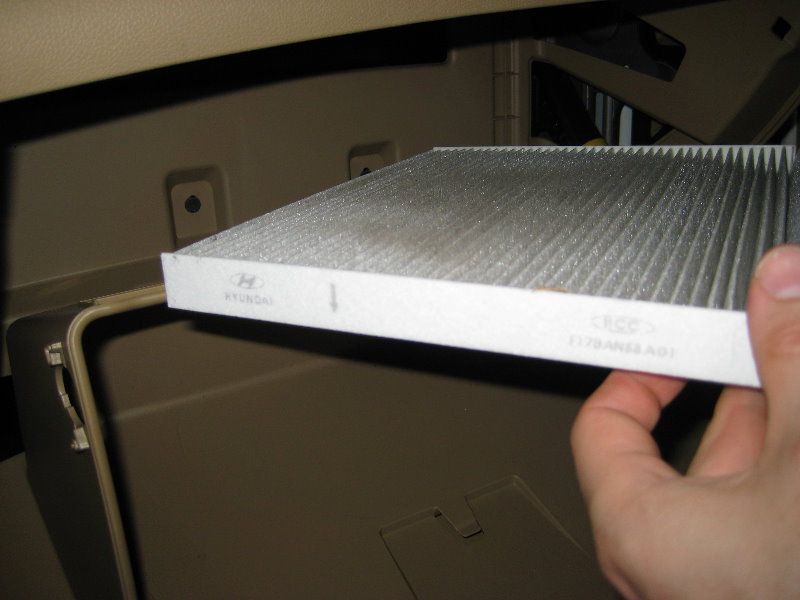 Hyundai Elantra Hvac Cabin Air Filter Replacement Guide 019