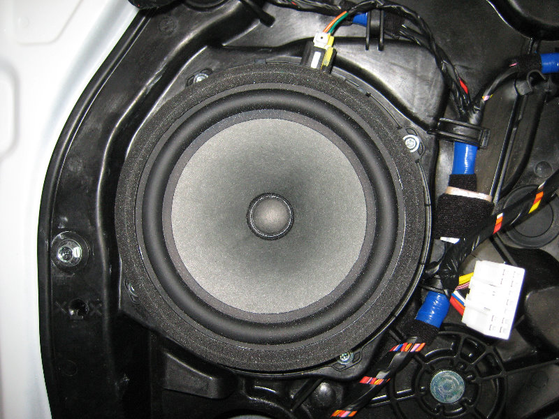 Hyundai Elantra Door Panel Removal Speaker Replacement