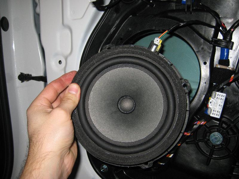 Hyundai Elantra Door Panel Removal Speaker Replacement Guide on 2011 Hyundai Elantra