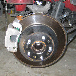 Hyundai Santa Fe Rear Brake Pads Replacement Guide