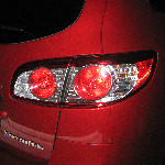 Hyundai Santa Fe Tail Light Bulbs Replacement Guide