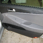 Hyundai Sonata Front Door Panel Removal Guide
