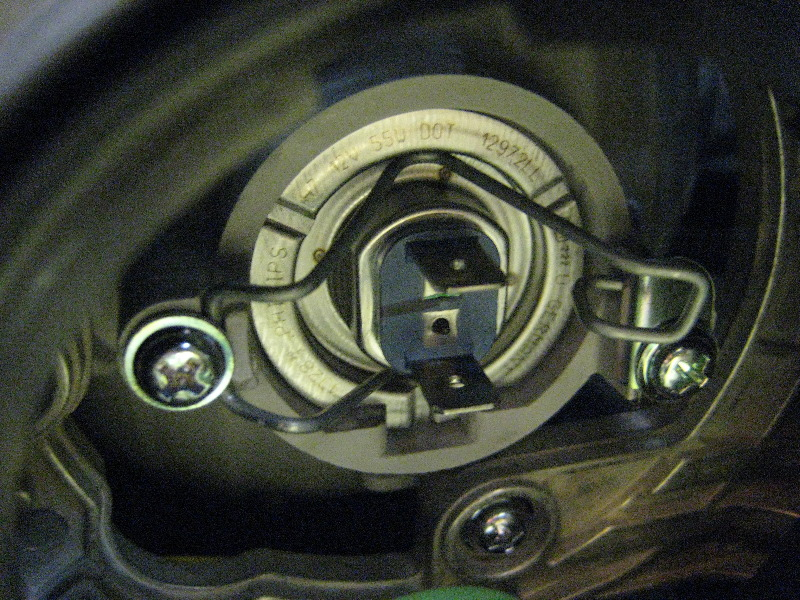 Hyundai Sonata Headlight Bulbs Replacement Guide 025