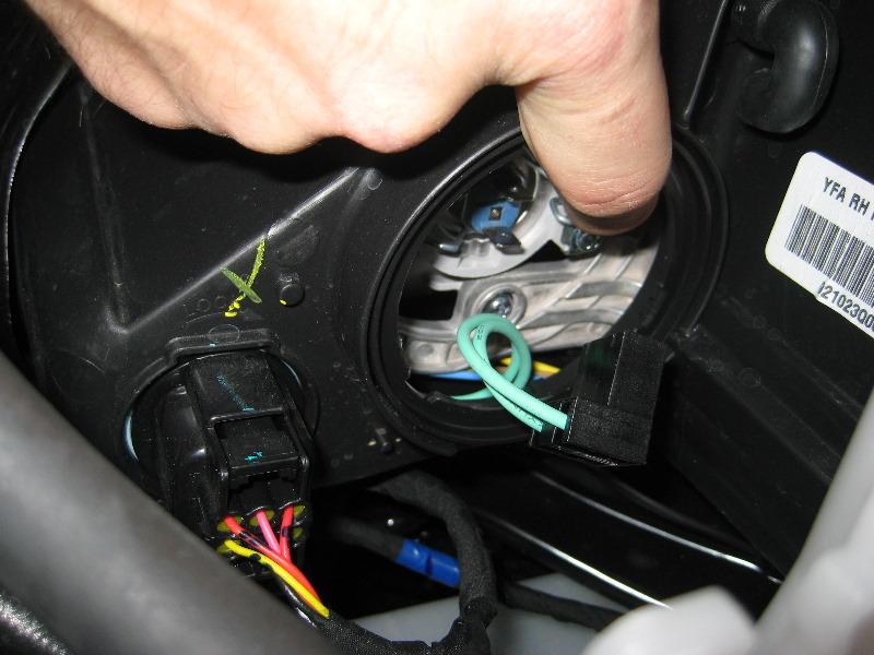 2011 Hyundai Sonata Headlight Bulb Change Sport Cars