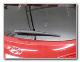 Hyundai Tucson Rear Window Wiper Blade Replacement Guide
