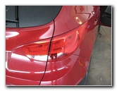 Hyundai Tucson Tail Light Bulbs Replacement Guide