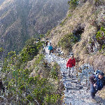 Inca Hiking Trail - Peru