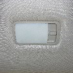 2013-2020 Infiniti QX60 Cargo Area Light Bulb Replacement Guide