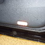 2013-2020 Infiniti QX60 Door Panel Courtesy Step Light Bulb Replacement Guide