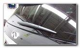 2013-2020 Infiniti QX60 Rear Window Wiper Blade Replacement Guide