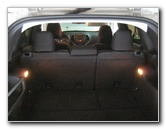 2014-2018 Jeep Cherokee Cargo Area Light Bulbs Replacement Guide