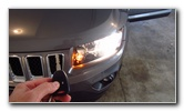 Jeep Compass Key Fob Battery Replacement Guide