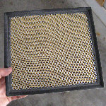 Jeep Grand Cherokee Engine Air Filter Replacement Guide