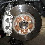 Jeep Grand Cherokee Front Brake Pads Replacement Guide