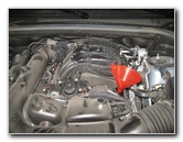 Jeep Grand Cherokee 3.6L V6 Engine Oil Change Guide