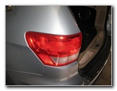 Jeep Grand Cherokee Tail Light Bulbs Replacement Guide