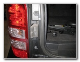 Jeep Liberty Tail Light Bulbs Replacement Guide Brake