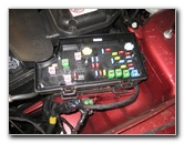 Jeep Patriot Electrical Fuse Replacement Guide - 2007 To