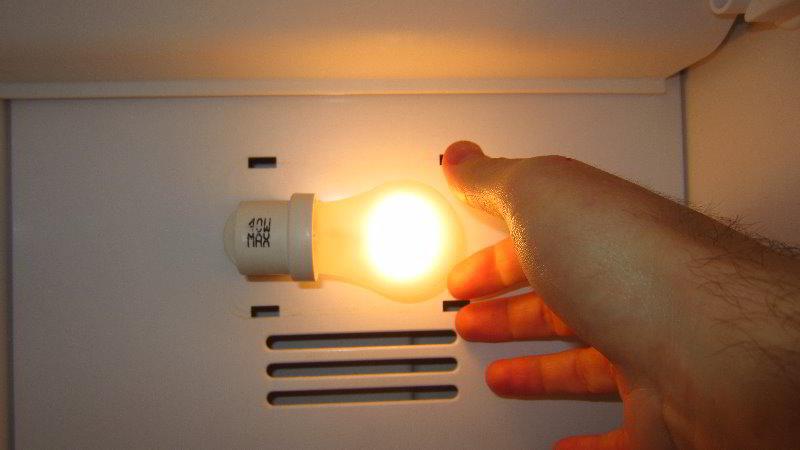 Jenn Air Refrigerator Freezer Light Bulbs Replacement