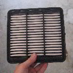 2010-2013 Kia Forte Theta II 2.0L I4 Engine Air Filter Replacement Guide